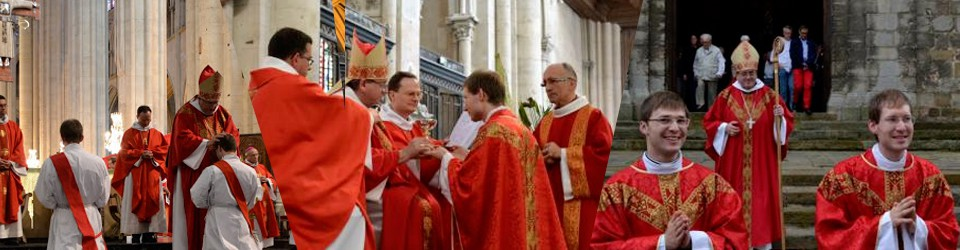 Ordinations à Laval