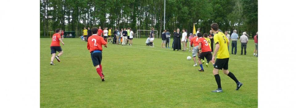 Tournoi de foot inter-seminaires