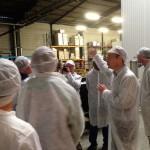 Visite de l'usine de Sodas à Cholet