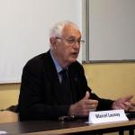 Marcel Launay au congrès de l'ABCF