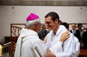 Admission des séminaristes